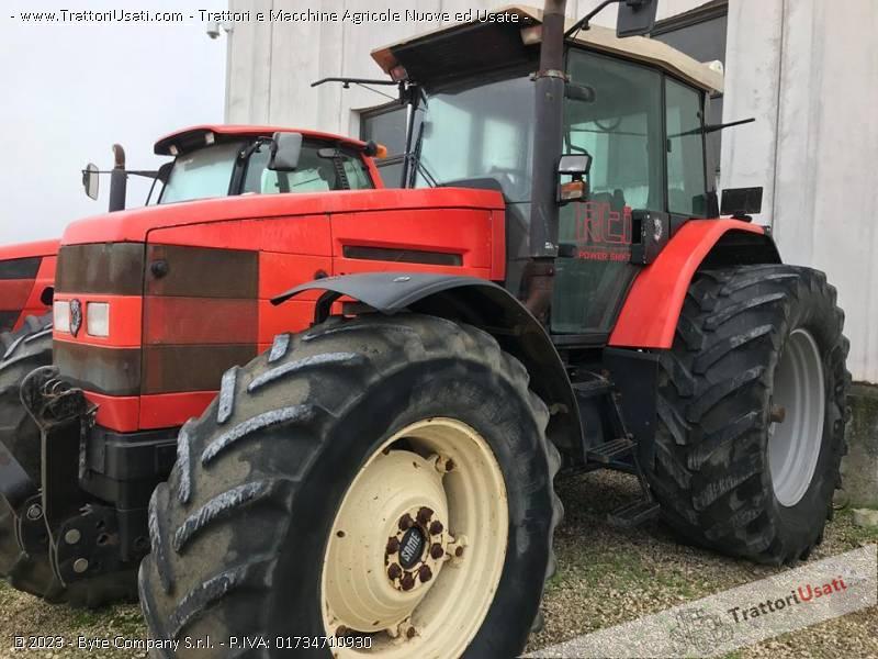Trattore same - super titan 190 rti automatic 0