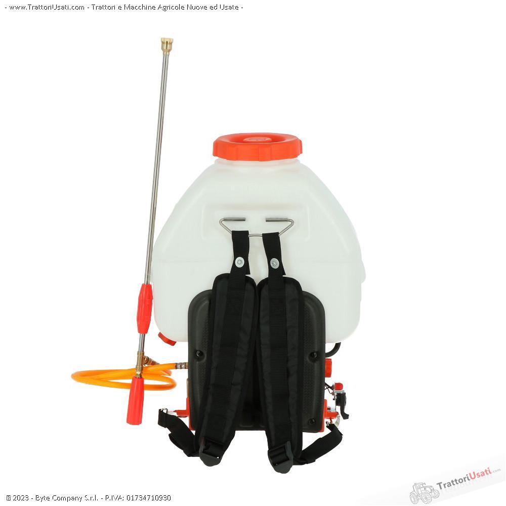 Nebulizzatore  - a motore 2 tempi 20cc 1