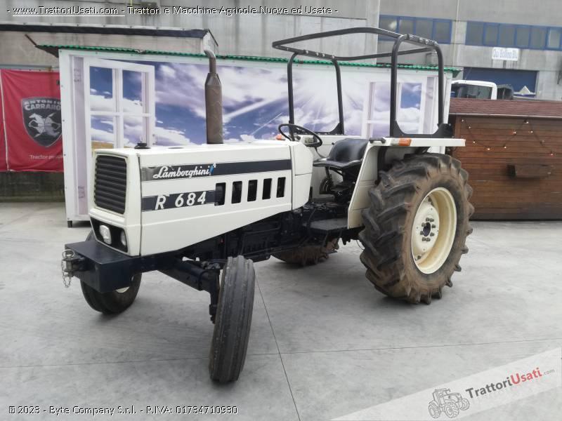 Trattore lamborghini - r 684 0