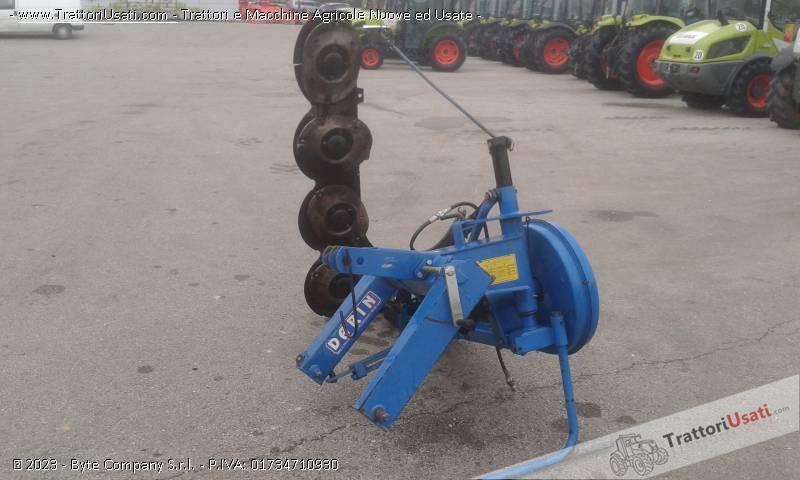Falciatrice bcs - 404 sollevamento idraulico 3