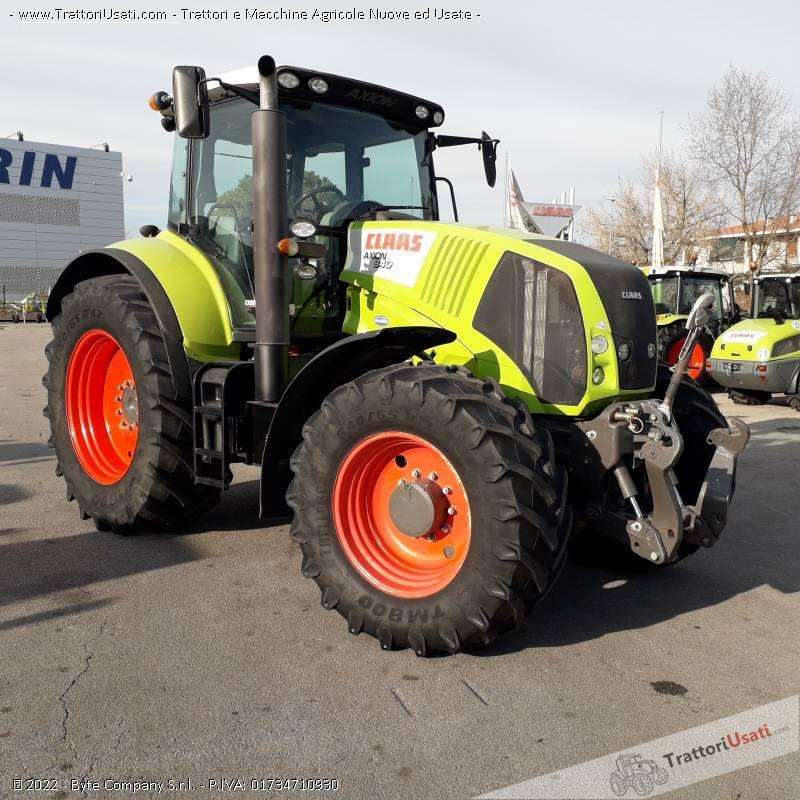 Trattore claas - 840 cmatic 0