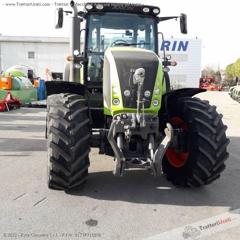 Trattore claas - 840 cmatic 2