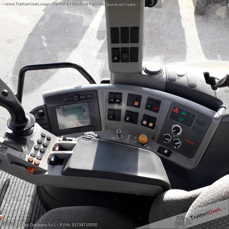 Trattore claas - 840 cmatic 5