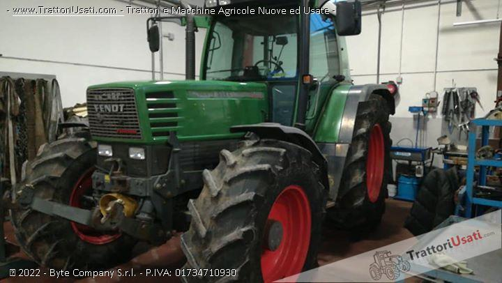 Trattore fendt - 514c favorit 0