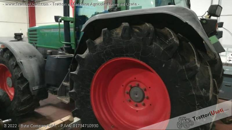 Trattore fendt - 514c favorit 1