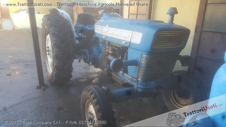 Trattore ford - 4000 0