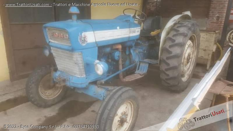 Trattore ford - 4000 1