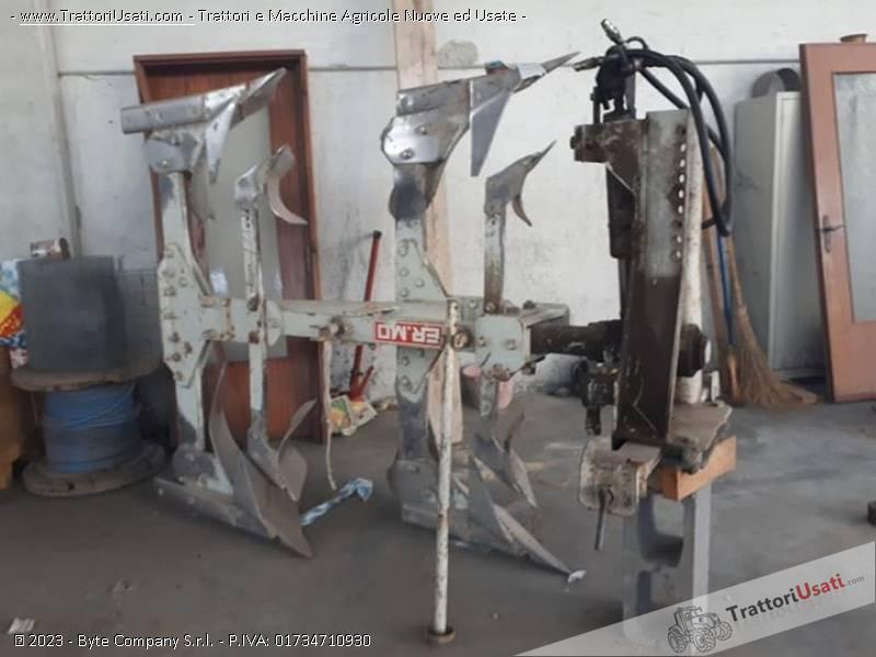 Aratro  - bivomere ermo 1