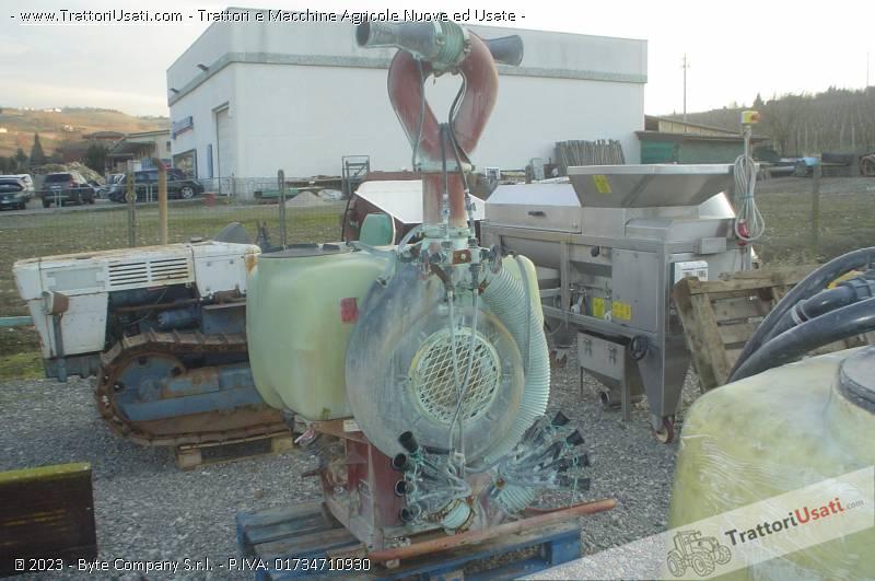 Atomizzatore  - p-45 lt. 300 cima 1