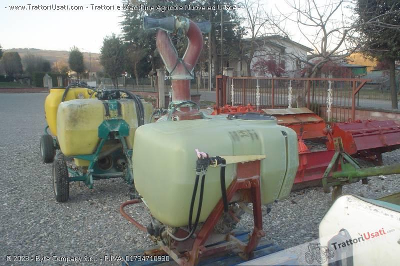 Atomizzatore  - p-45 lt. 300 cima 2