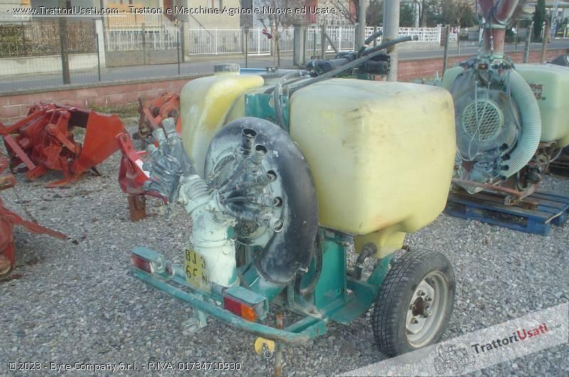 Atomizzatore  - p-45 litri 400 cima 0