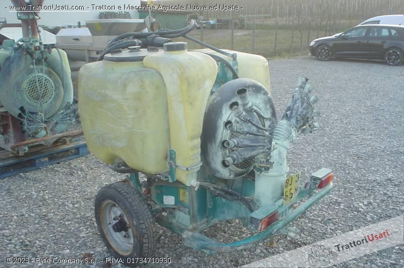 Atomizzatore  - p-45 litri 400 cima 1