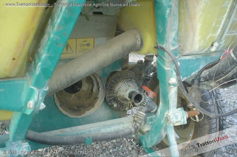 Atomizzatore  - p-45 litri 400 cima 3