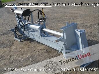 Spaccalegna  - orizzontale con attacco a tre punti per trattori 3