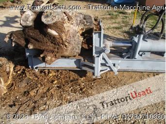 Spaccalegna  - orizzontale con attacco a tre punti per trattori 5