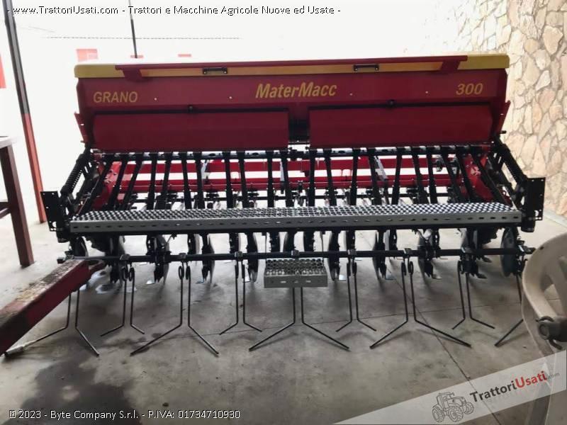 Seminatrice  - matermacc 300 2