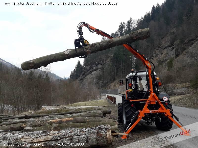 Caricatore forestale  - p.a.s300 agri sav 5