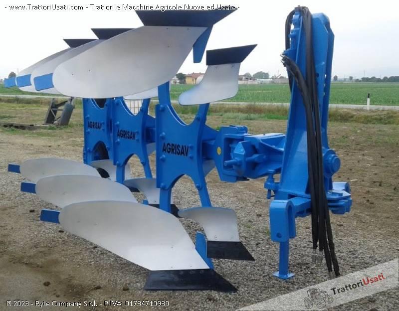 Aratro  - trivomere tas9 agri sav 3