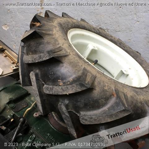 Motocoltivatore goldoni - special 140 2
