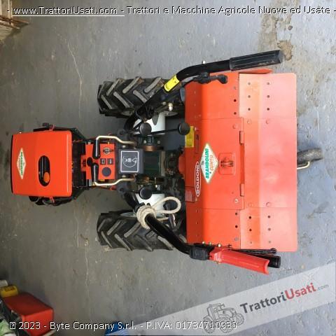 Motocoltivatore goldoni - special 140 3