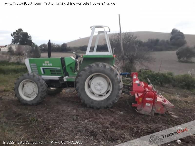 Trattore agrifull - 80.60 0