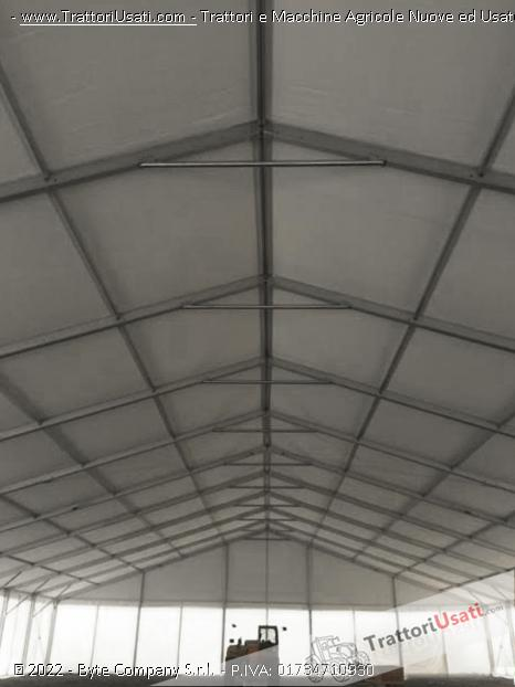 Tendostruttura  - in alluminio da 25x50 amarantoidea 1
