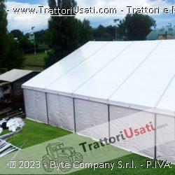 Tendostruttura  - in alluminio da 25x50 amarantoidea 2