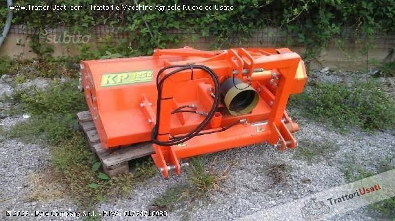 Trincia  - kp 1250 agrimaster 0