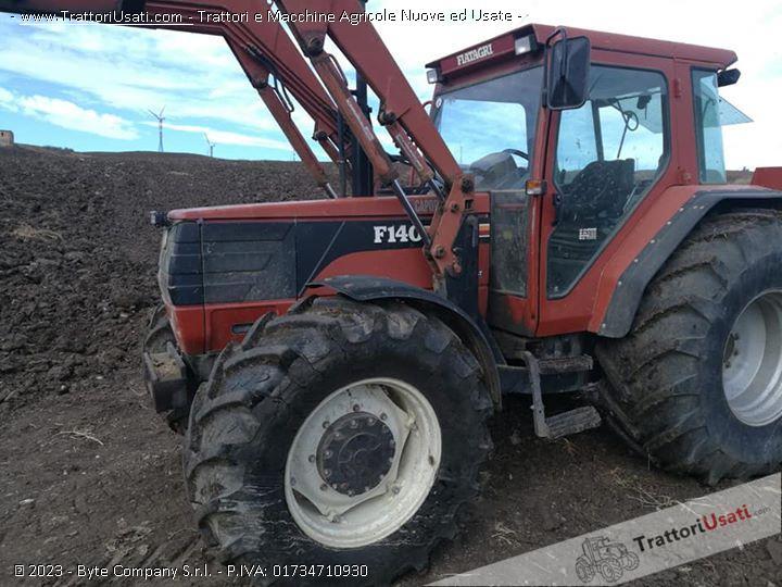 Trattore fiatagri - f140 0