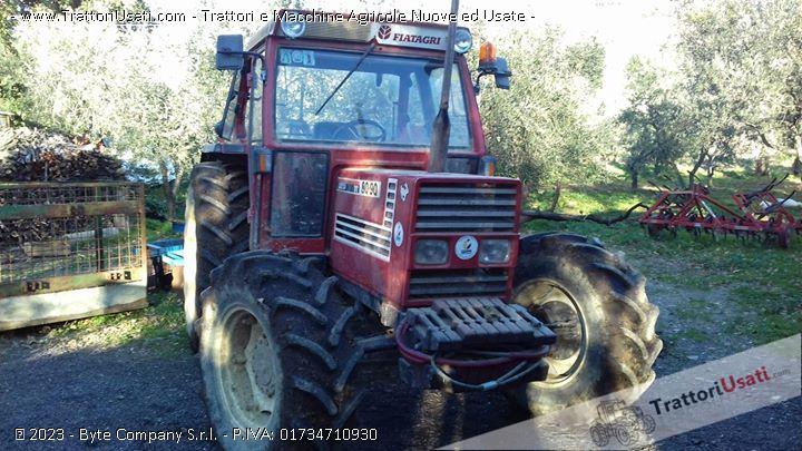 Trattore fiatagri - 80-90 0