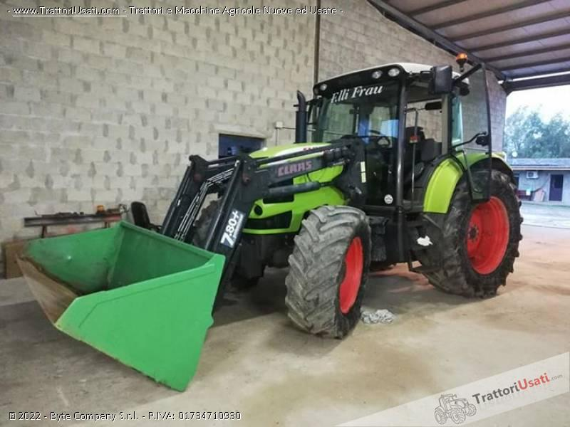 Trattore claas - ares 577 0