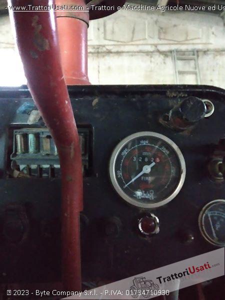 Trattore cingolato fiat - 1355 c 0