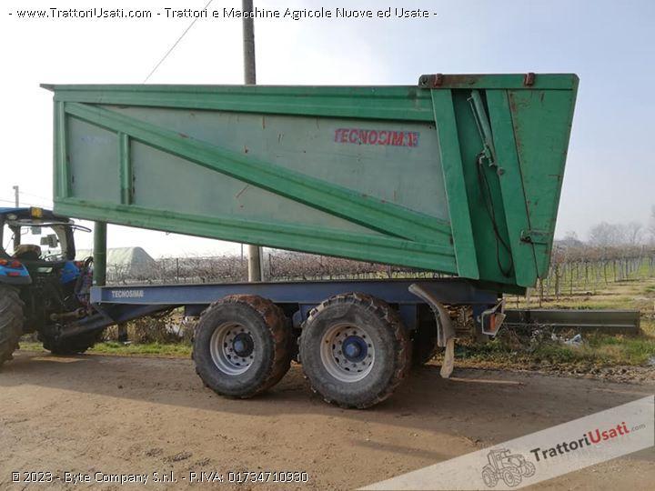 Dumper  - 140 tecnosima 0