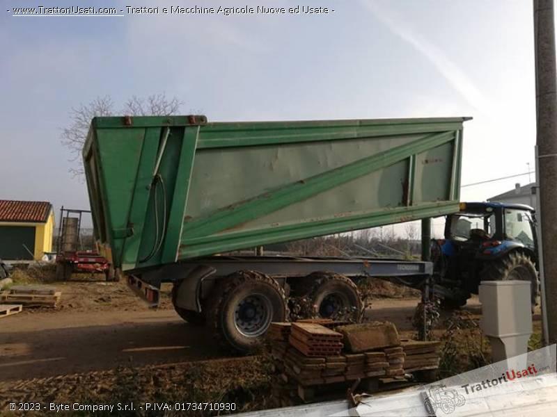 Dumper  - 140 tecnosima 1