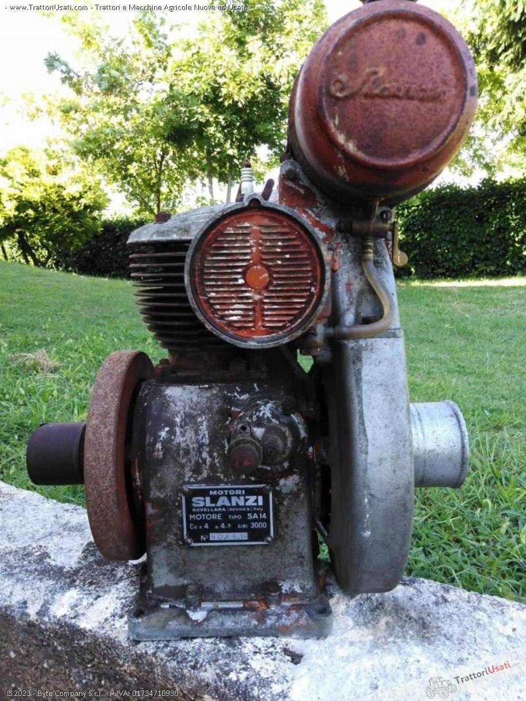 Motore  - slanzi a scoppio 0