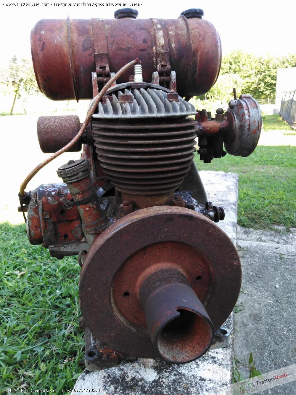 Motore  - slanzi a scoppio 2