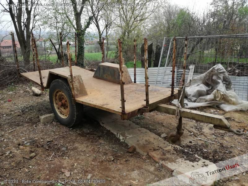 Carro  - trasporto legna 0