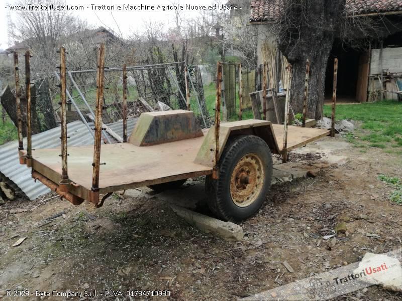 Carro  - trasporto legna 1