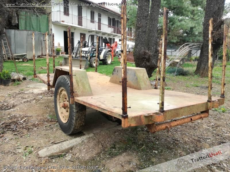 Carro  - trasporto legna 2