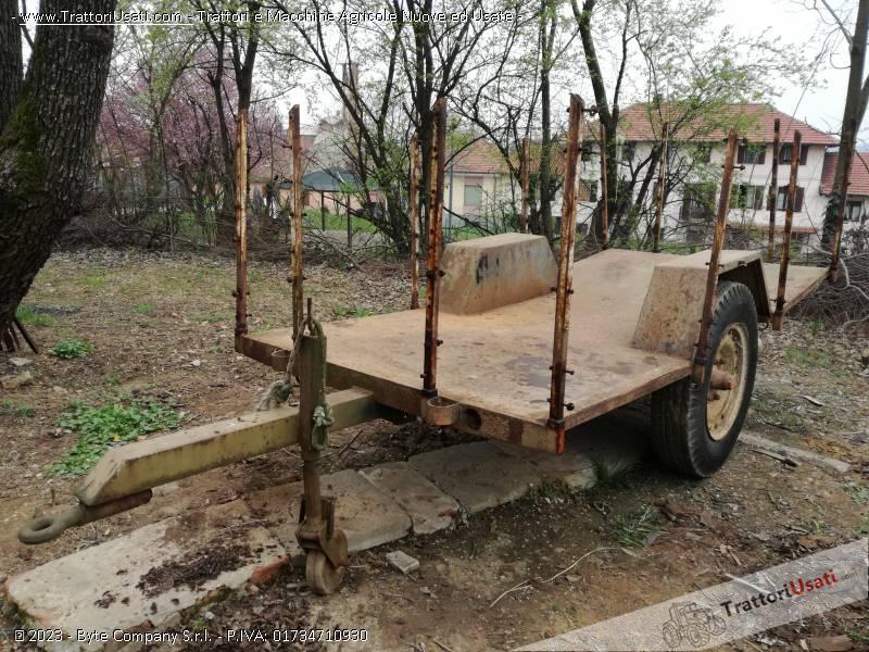Carro  - trasporto legna 3