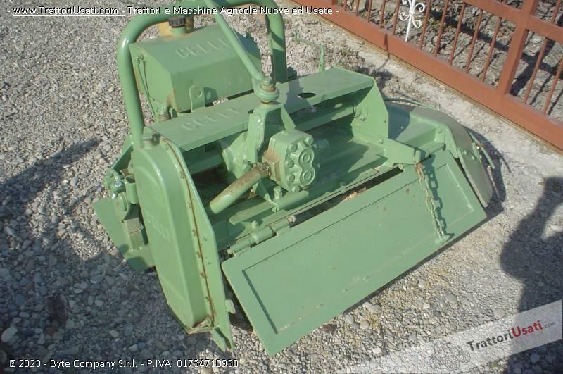 Fresa  - celli hl-110 automatica 2