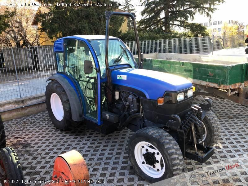Trattore new holland - tn 65 v dt 0