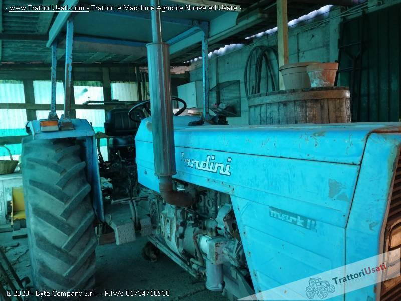 Trattore landini - r 6500 tl21 0