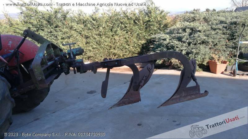 Aratro  - bivomere epoca 1