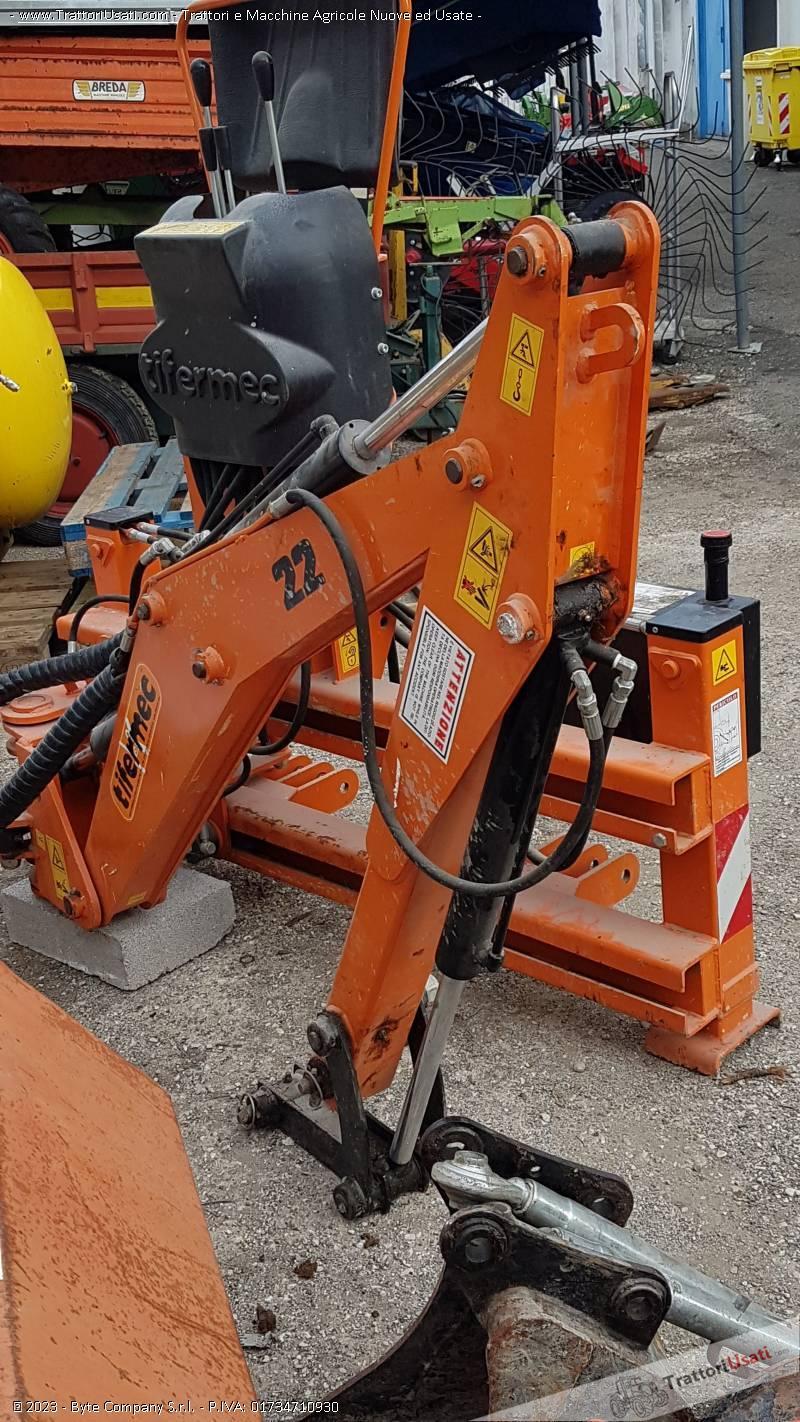 Braccio escavatore  - tifermec dig dig 22 1