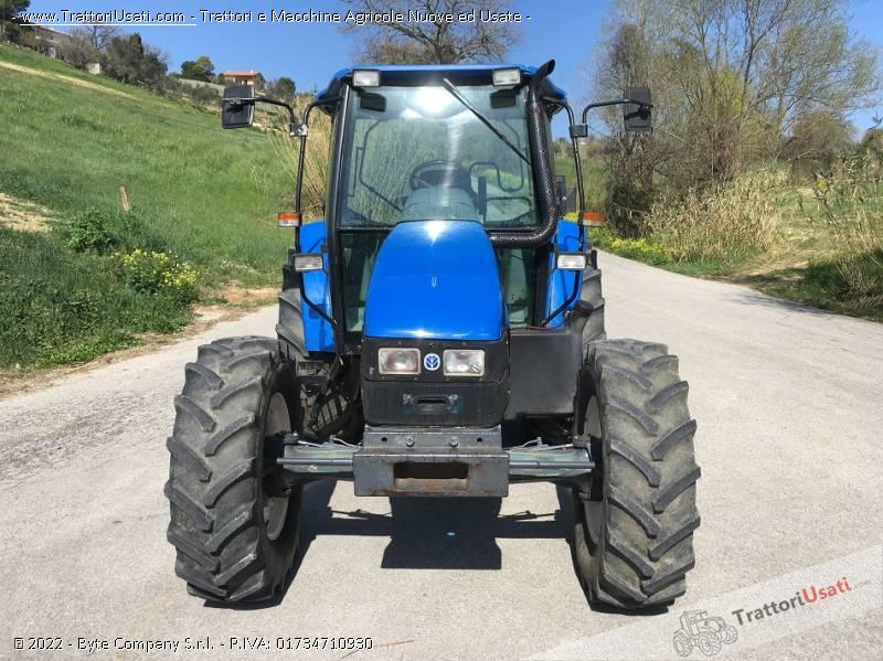 Trattore new holland - tl 90 2