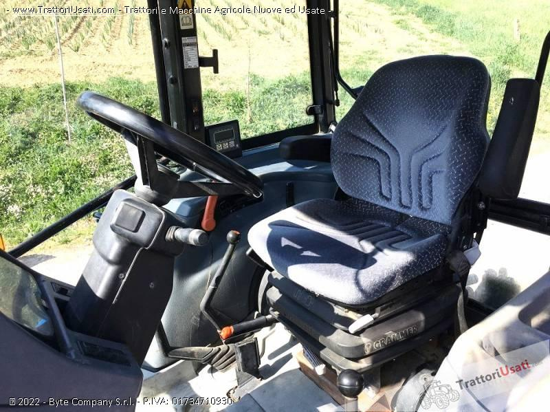 Trattore new holland - tl 90 5