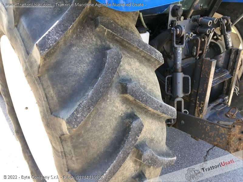 Trattore new holland - tl 90 7