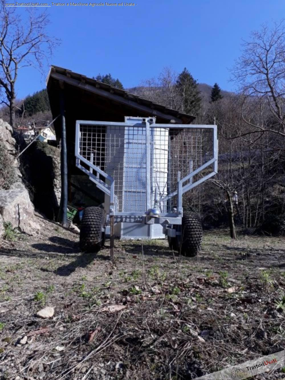 Rimorchio  - agricolo 3