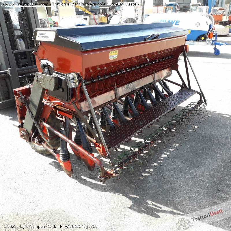 Seminatrice carraro - da grano 2